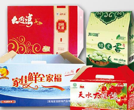 彩印包装箱