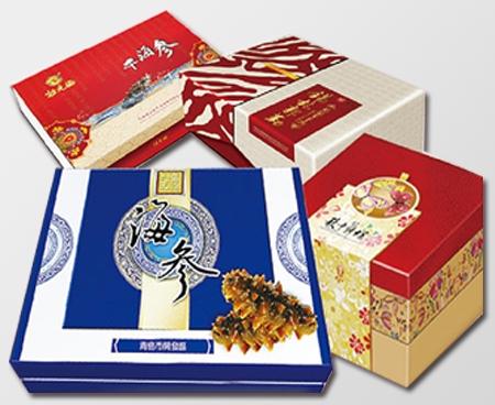 丹东包装彩盒