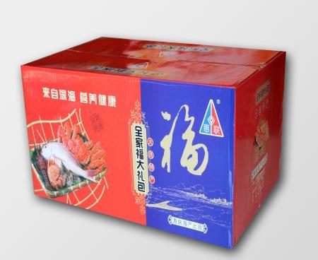 丹东包装彩箱