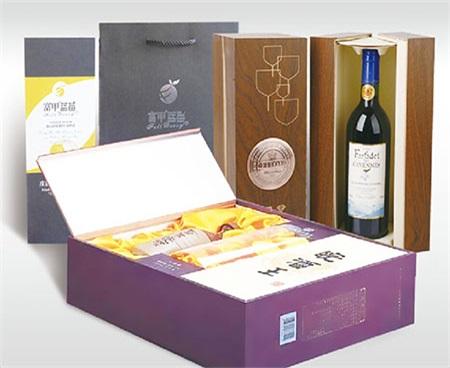 大连酒类包装盒